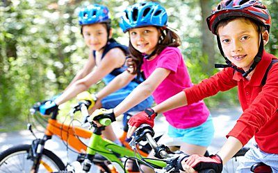 Kinder Fahrradhandschuhe