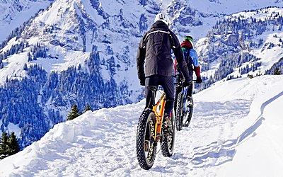 Fahrradhandschuhe-Winter